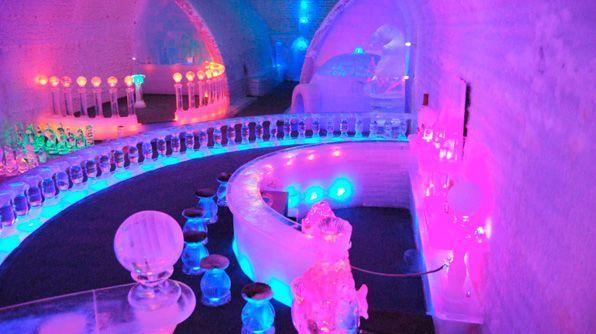 Ice Hotels Alaska