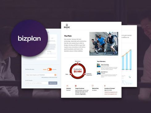 Bizplan App Build a viable professional business plan and get fund - professional business plan