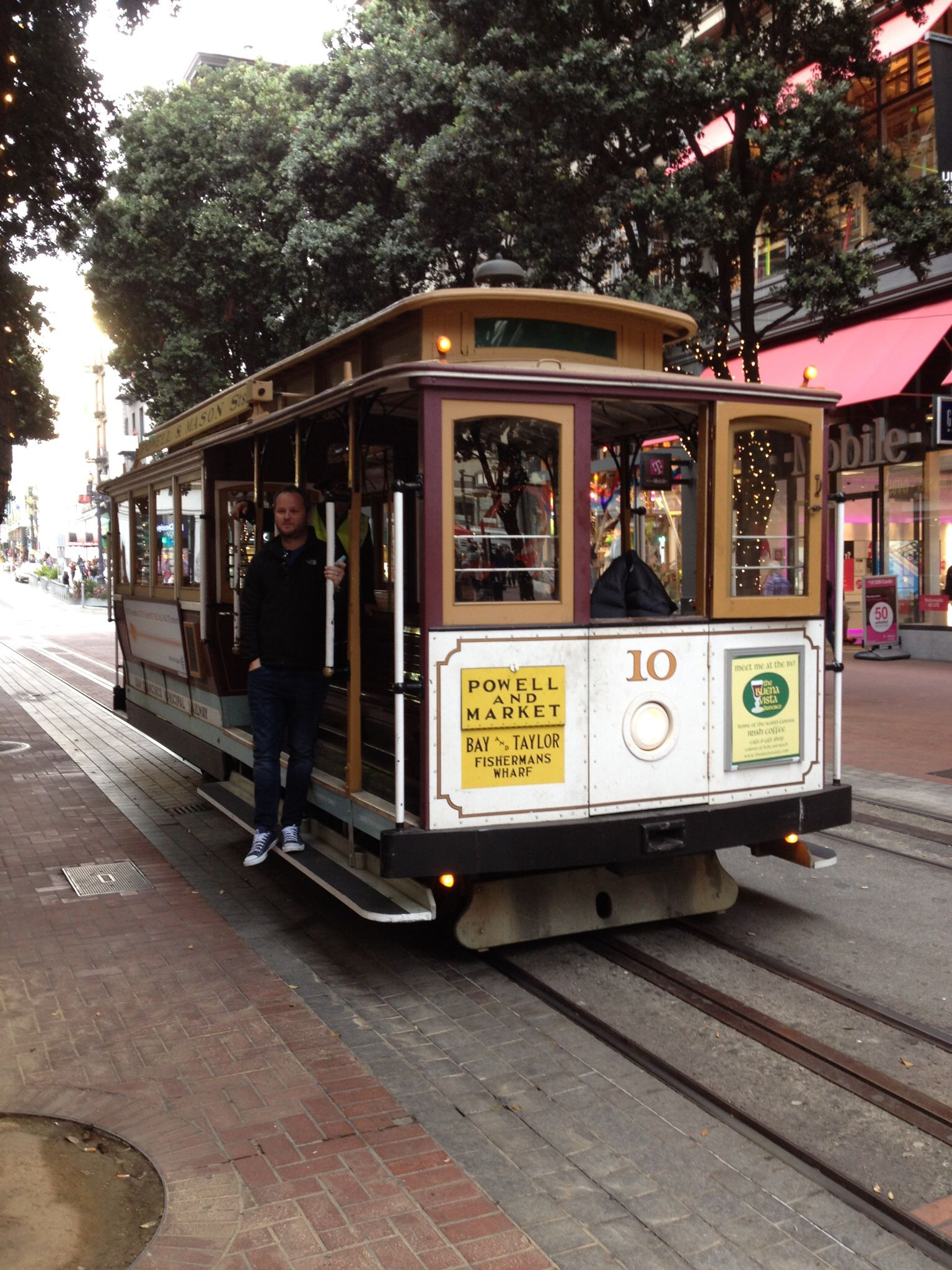 San Francisco's legendary cable car service, operated by ...