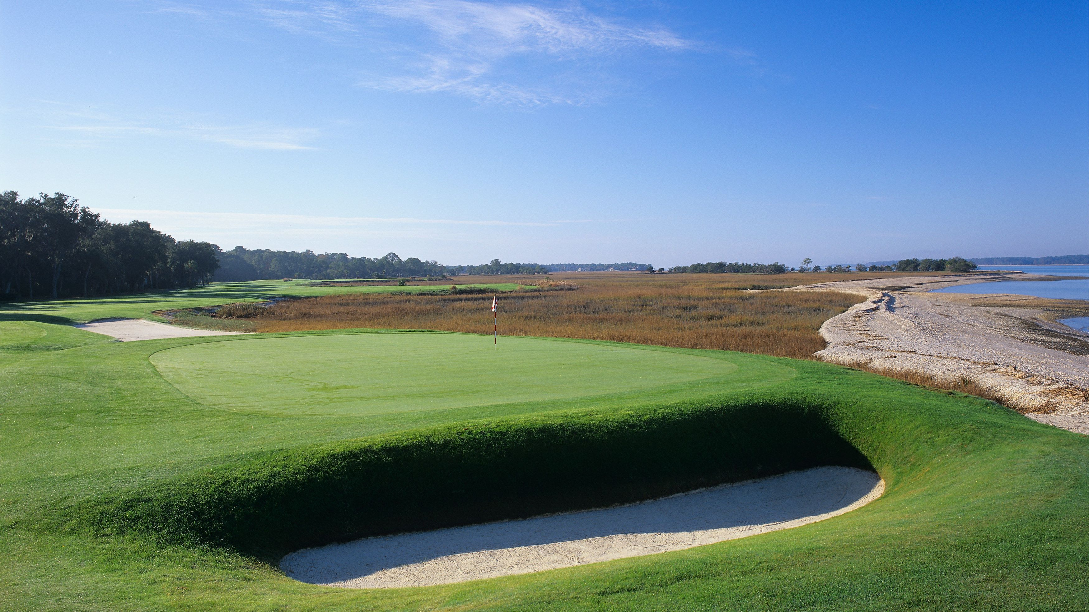 Thornapple Pointe Golf Course A Panoramic View Of The Breathtaking