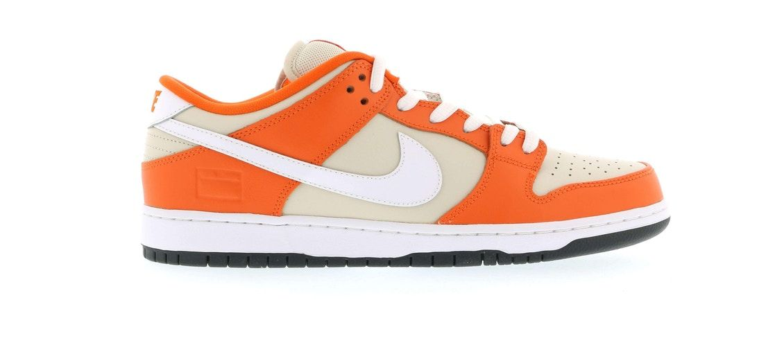 cheap for discount af7a0 1b2e5 Nike Dunk SB Low Orange Box