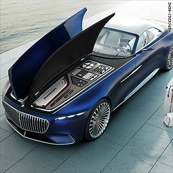 Mercedes Unveils Stunning Super Long Luxury Convertible Best Luxury Cars Mercedes Benz Maybach Mercedes Maybach