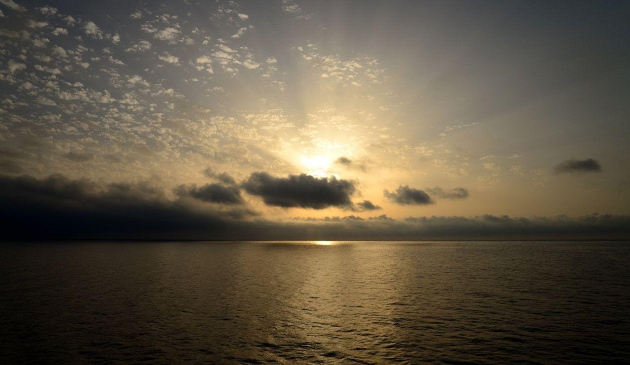 Una fotografia un sogno: una alba.
