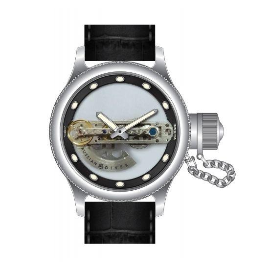 48baf6360b9 Invicta Russian Diver Bridge Automatic 14212 Watch Front Relogio Invicta