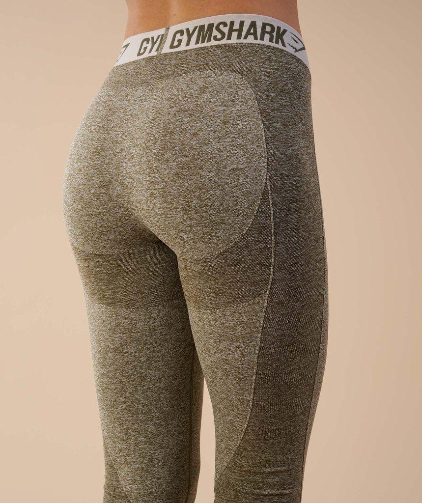 1315fada723946 Gymshark Flex Leggings - Khaki/Sand 2 | My Style | Gymshark flex ...