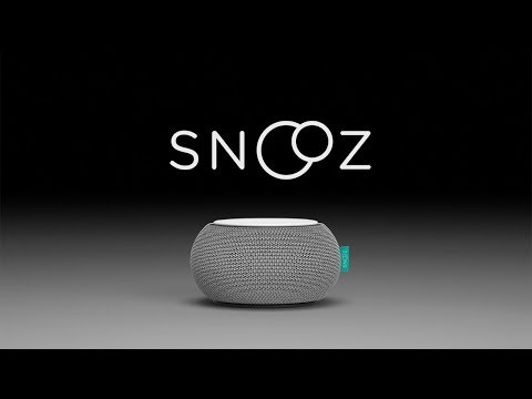 This bluetoothconnected portable white noise machine