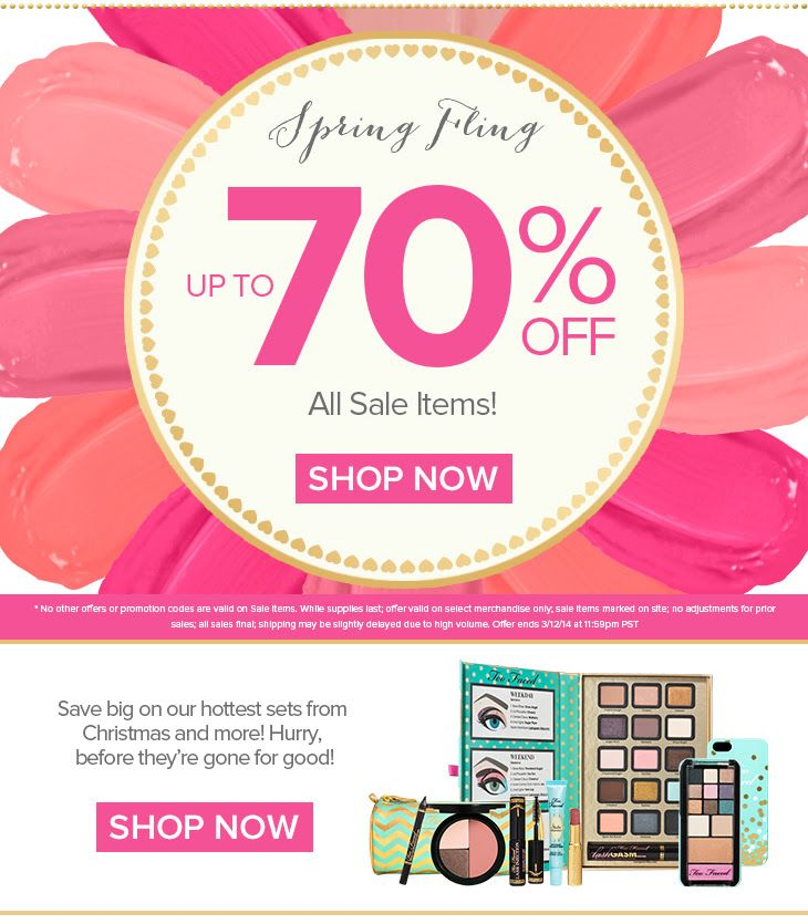 Coupon Codes More All Things Beauty Discount Makeup Hot Sets