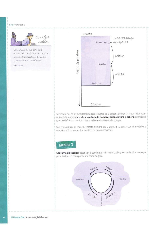 003 el libro de oro pdf | Costura | Pinterest | Costura, El libro de ...