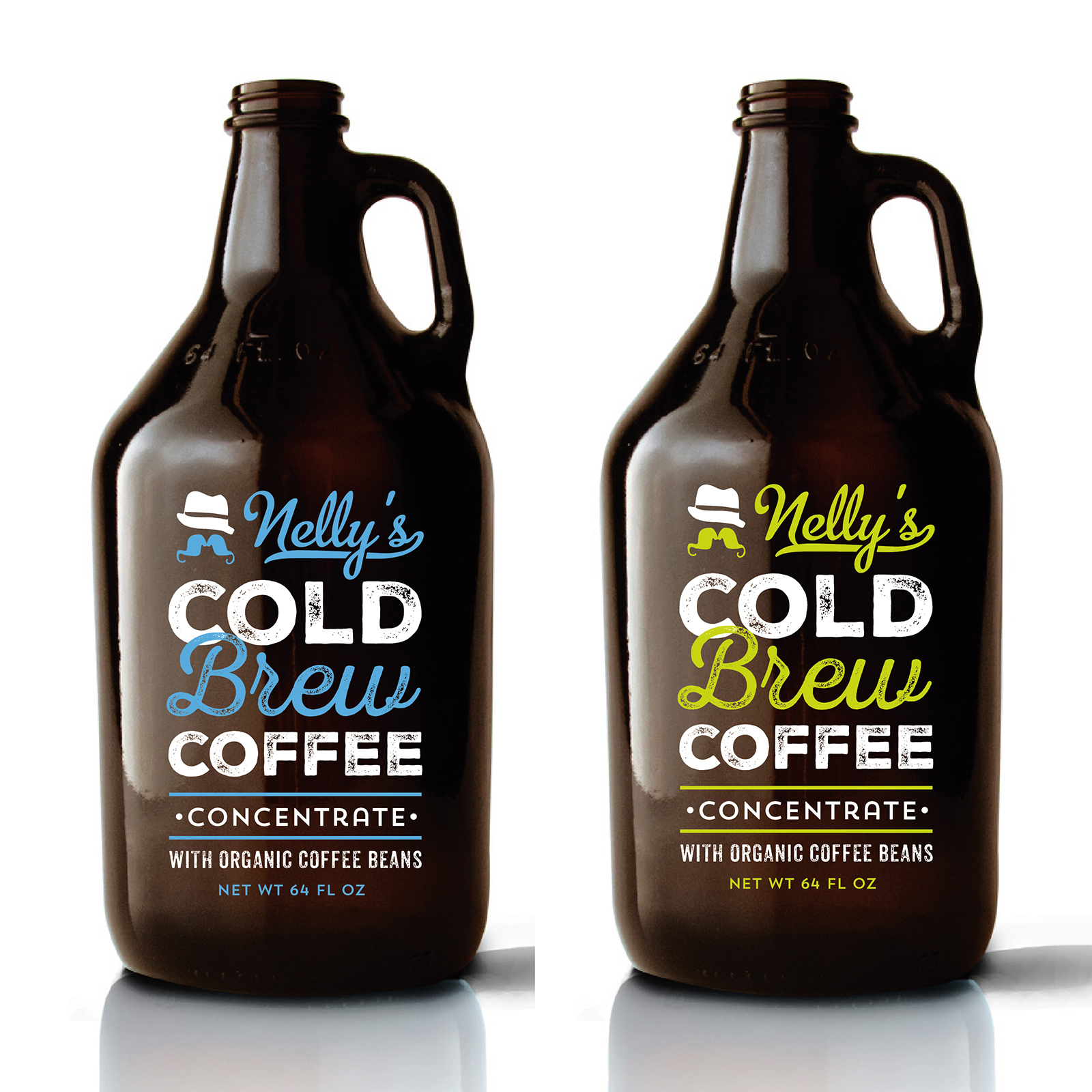 Cold Brew Coffee Bottle Png