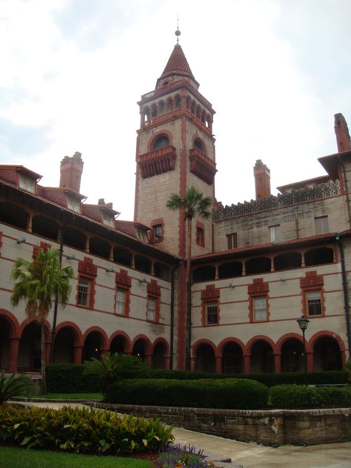 Flagler College, St Augustine FLu003c Supposedly Haunted  To Where They Turned  That Dorm