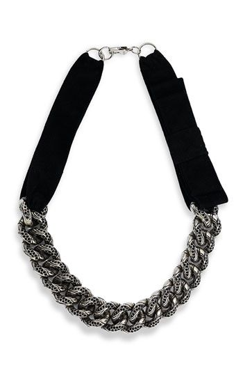 St. John Collection Chain Link Necklace available at Nordstrom
