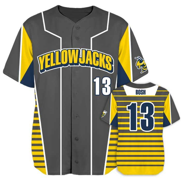 a3d14c4f4 2018 s Newest take on Throwback style baseball jerseys. Design yours online  at www.TeamSportsPlanet.com