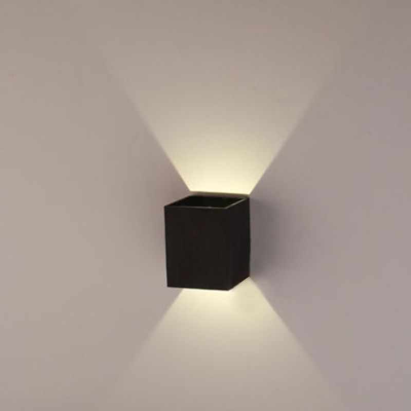 Light Fixtures Uae: Details About 3W LED Wall Lamp Hall Porch Walkway Bedroom