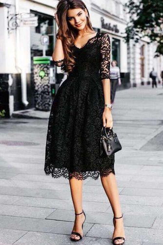 27 Cocktail Dresses For Evenings Out Weddings And Other Occasions My Stylish Zoo Cocktail Dress Classy Classy Dress Stylish Dresses