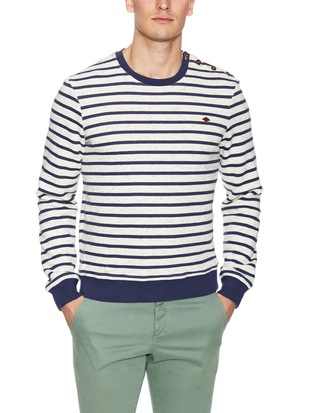 The Holdsworth Sweater by Farah 1920 at Gilt