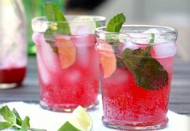 Recepty na letné vínne striky