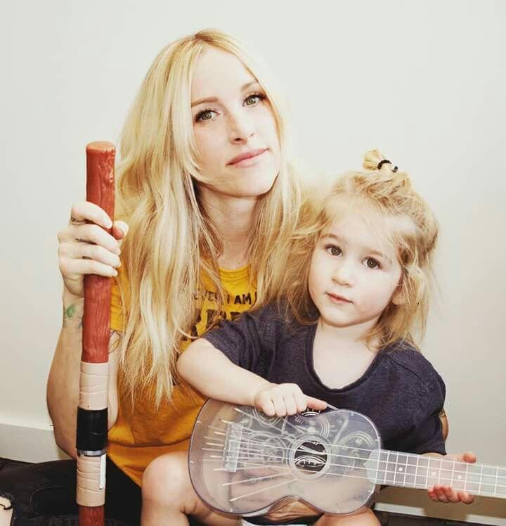 Gianni Luminati And Sarah Blackwood Baby