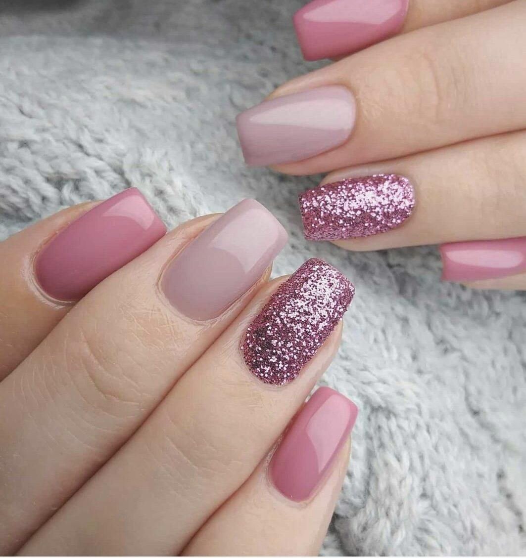 Photo of 30+ Wonderful Winter Nail Design Ideas For 2020 The Glossychic Nail Design …