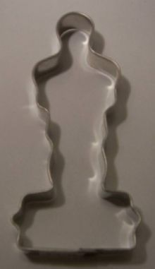 Baking Supplies Oscar Award Cookie Cutter