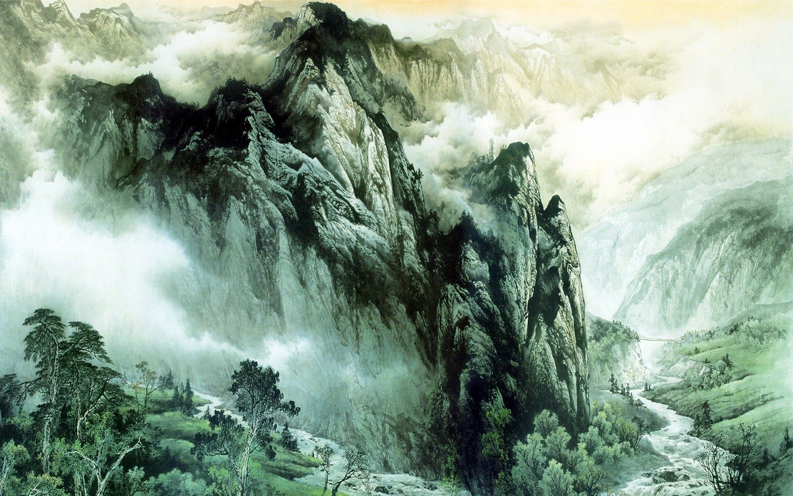 Japanese wallpapers: Random Asian wallpapers