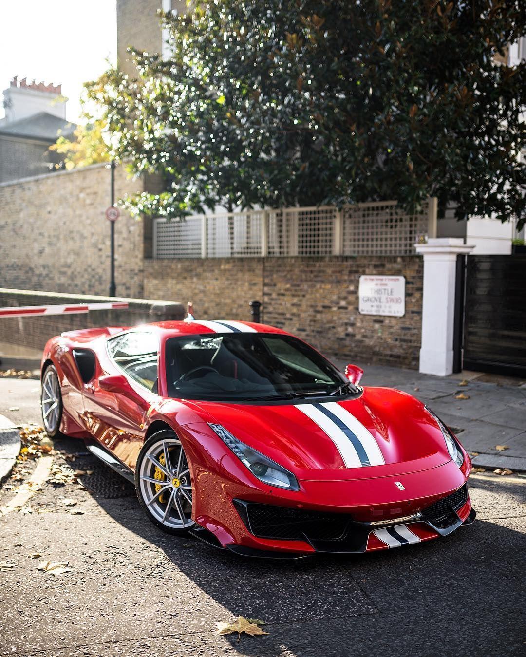 488 Pista Luxury Cars Pinterest Ferrari 488 Ferrari And