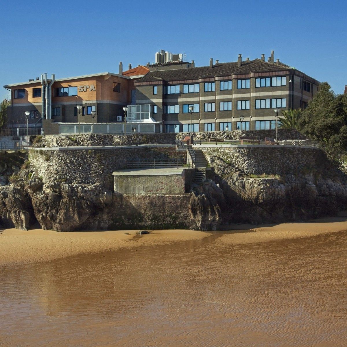 Hotel Isla Bella Spa  #Isla #cantabria #Spain #España