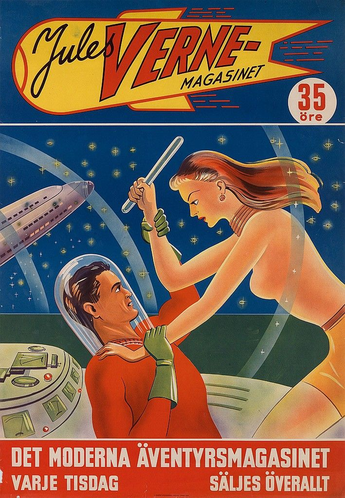 Beaten up by a half-naked Spacewoman. Fun.