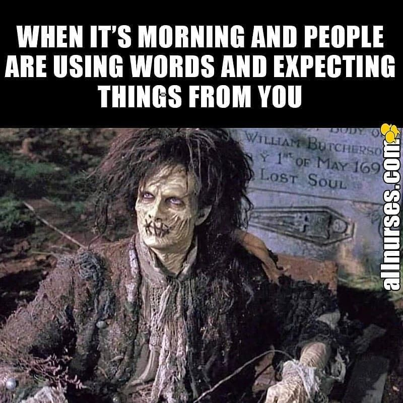 Read More And Download Book Immediately Repost Dailynursegossip Night Shift Knows How This Feels Funnym Hocus Pocus Quotes Halloween Memes Humor