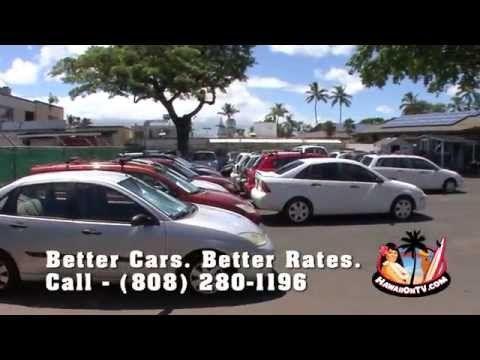 Maui Car Rental Frank S Friendly Cars Rates Info And