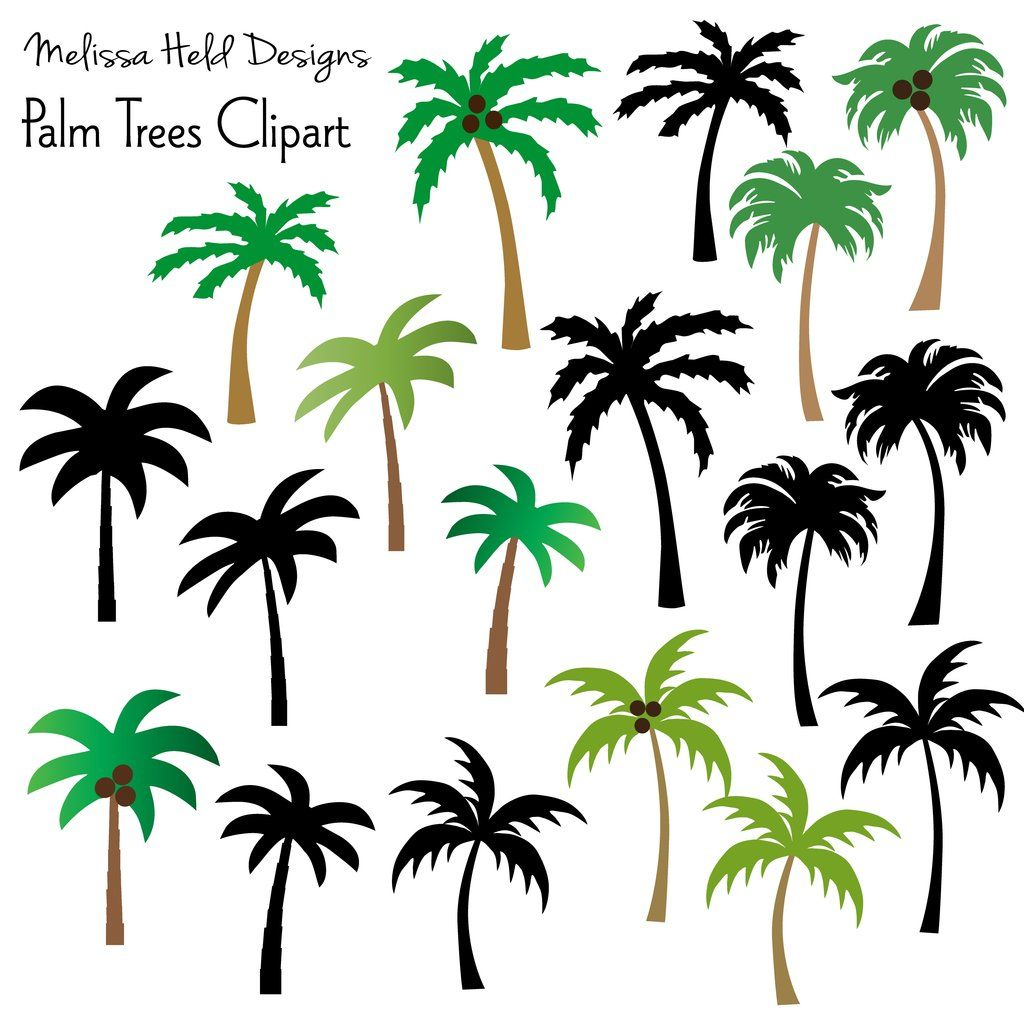 Palm Tree Clipart Palm Tree Clip Art Palm Tree Tattoo Tree Tattoo