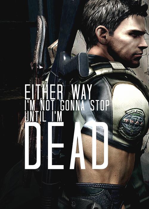 Resident Evil 5 Chris Resident Evil Leon Resident Evil
