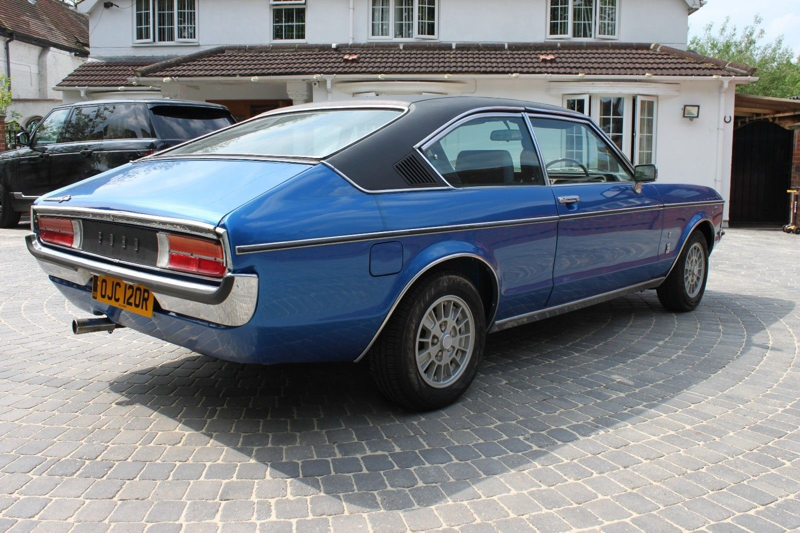 Ford Granada 3 0 V6 Automatic Coupe 1977 Mark 1