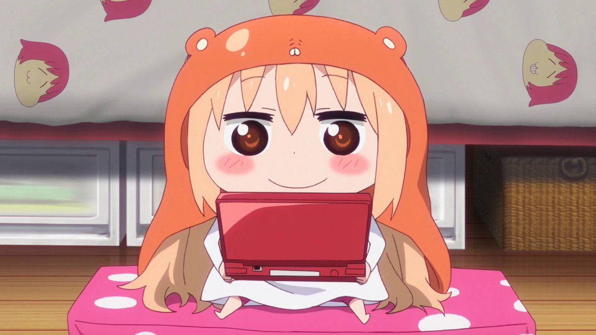 Izuku On Twitter Himouto Umaru Chan Anime Cute Anime Character