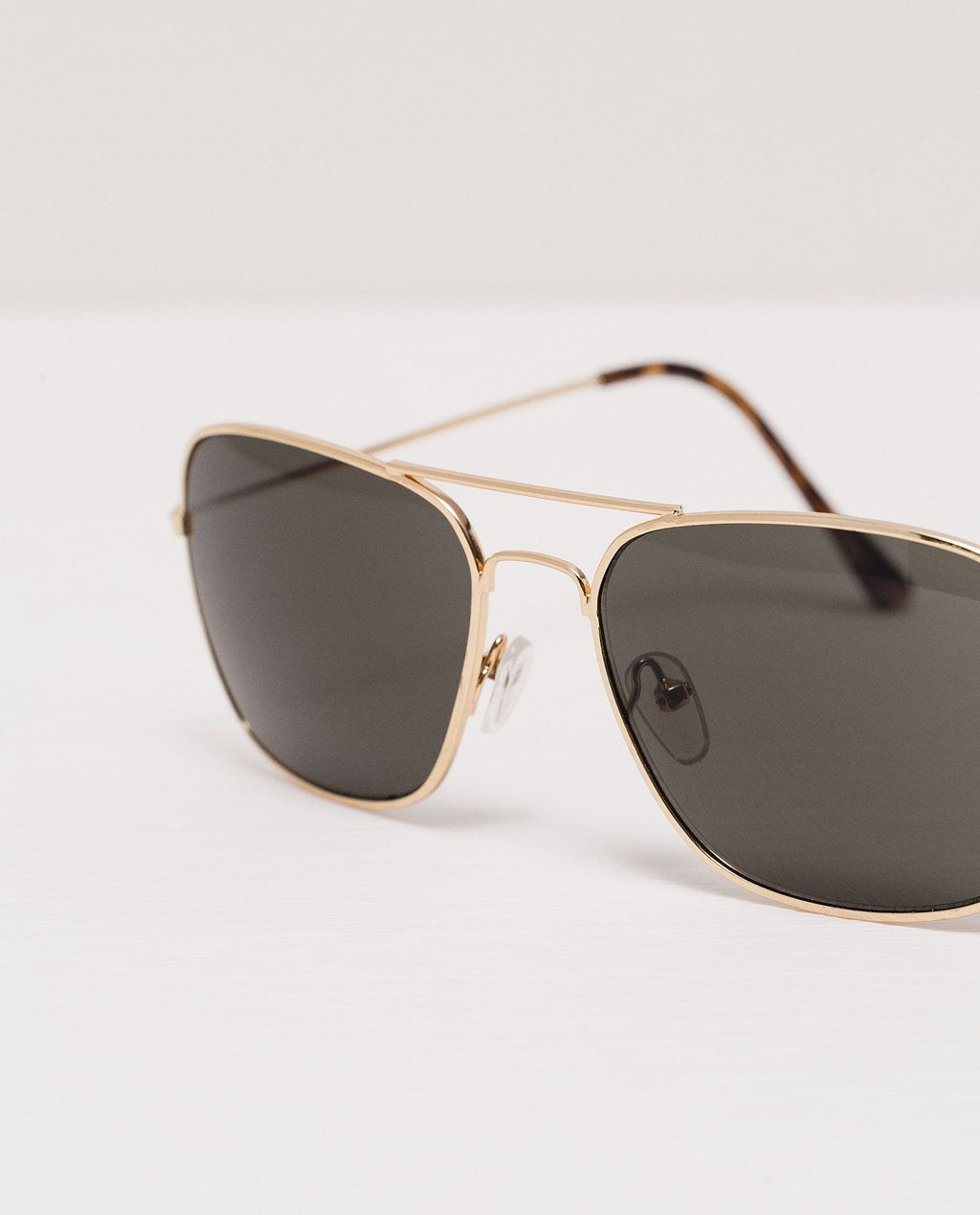 Gafas de sol lifestyle adulto BELLEVILLE gris metal categoría 3 ORAO ...