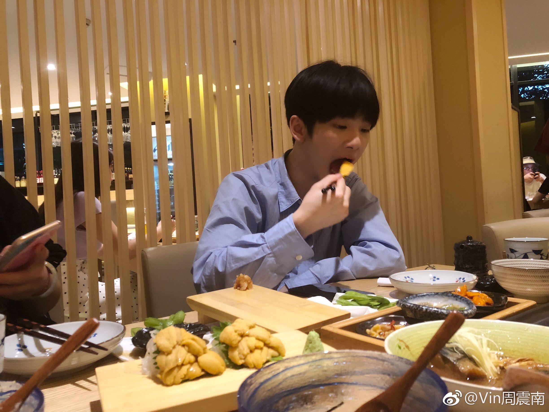 Zhou vin 20 vin周震南 let go of my baby season three – Artofit