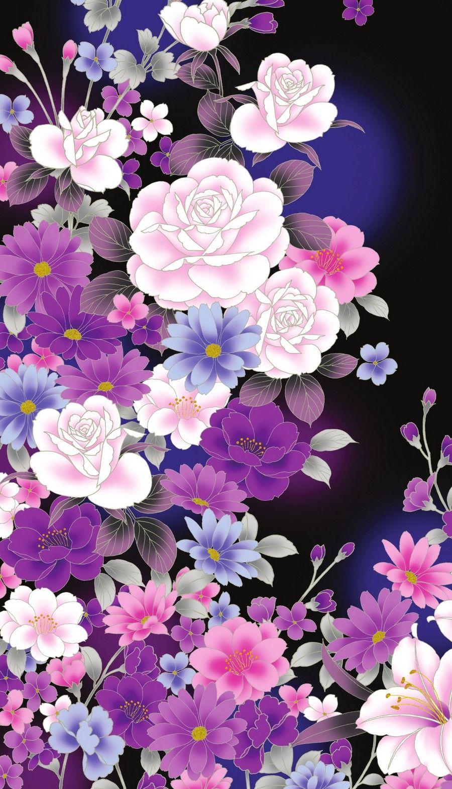 картинки для смартфона красивые цветы расскажет том, как