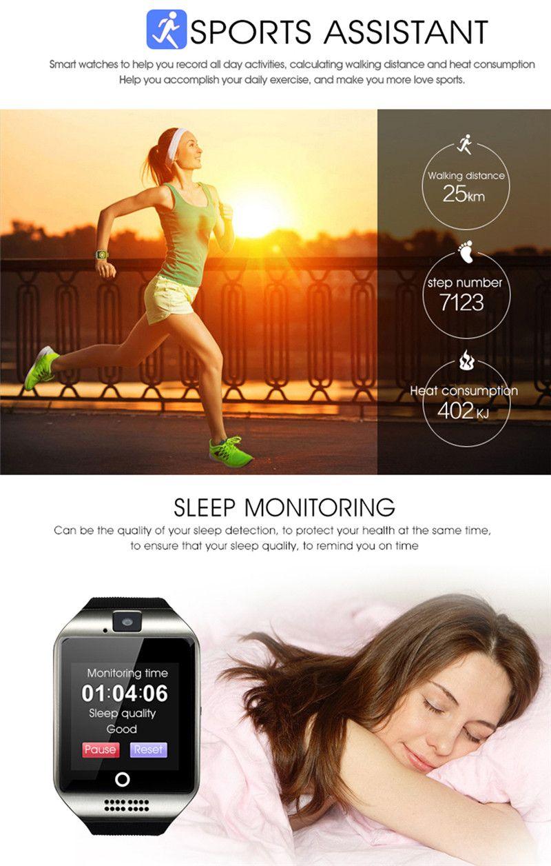 Multifunction Smart Watch Fashion Women Anti-Loss -5558