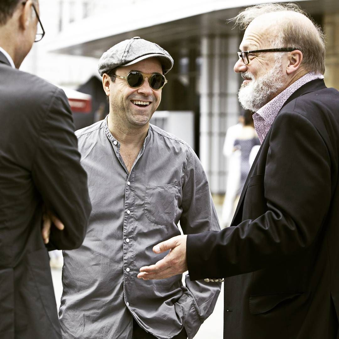 Jan Josef Liefers Beim Brunch In Den Babelsberg Studios Stars Talk