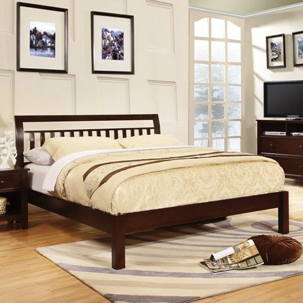Furniture Of America CM7923 Corry Sleigh Bed At ATG Stores
