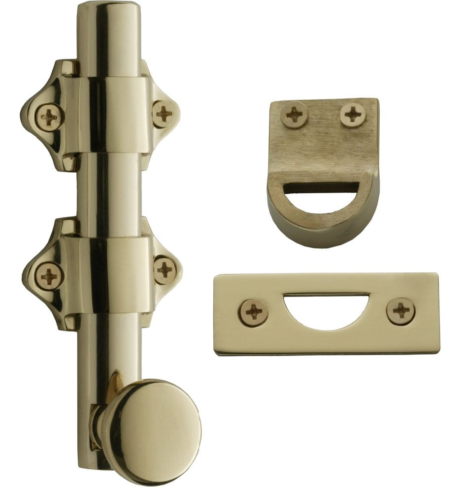 Interior Door Slide Bolts