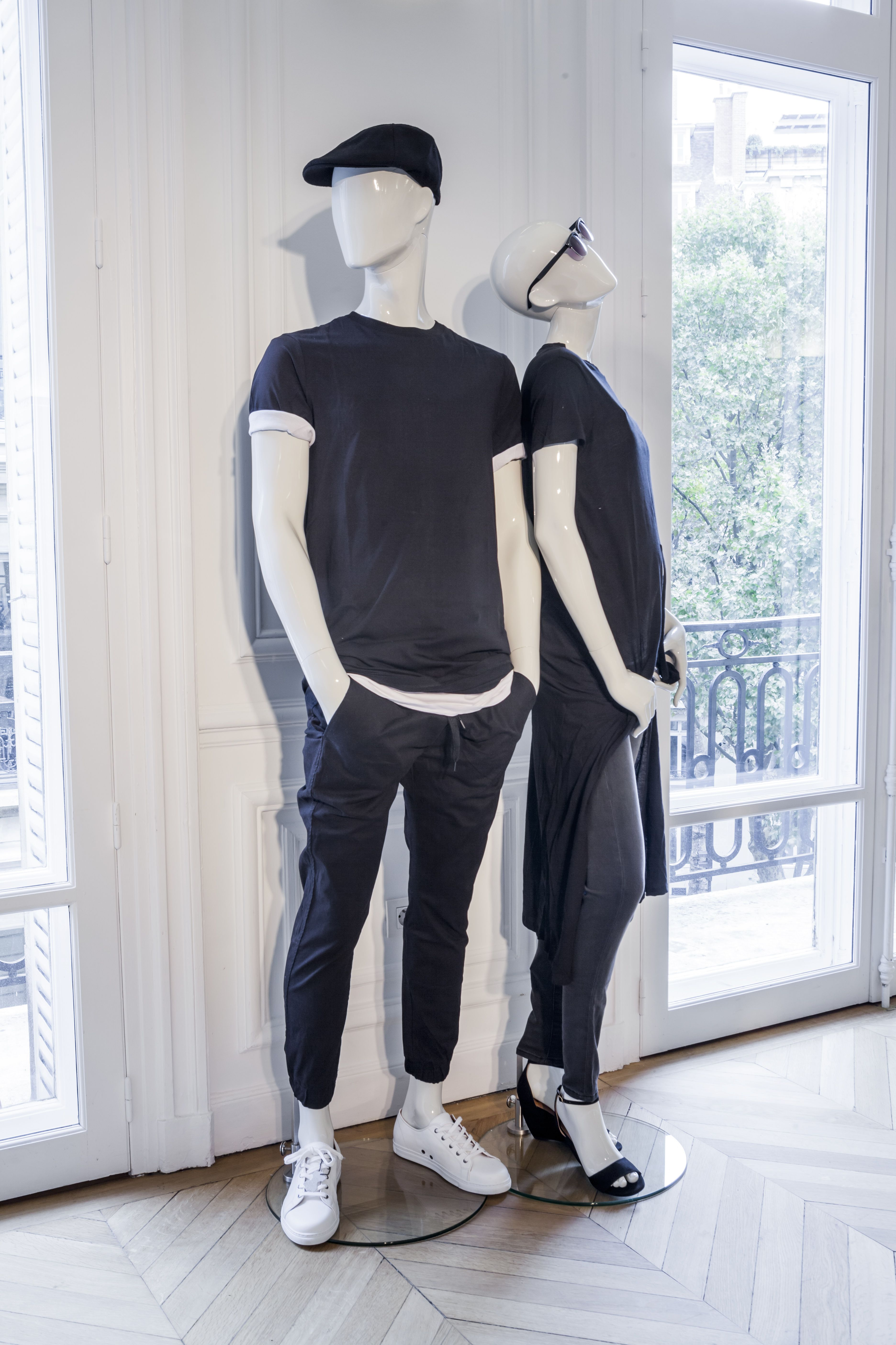 Maniqui Escaparate Blend Launch Showroom Hans Boodt Mannequins Atelier