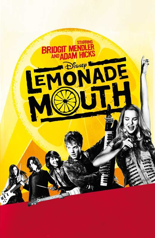 April 20 2012 Lemonade Mouth Disney Channel Movies Disney Original Movies Old Disney Channel