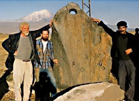 Noah S Stone Anchor Found Near Mount Ararat The Length Of The Noah Ruins Matches The Biblical Record Noah S Bible History Ancient History Mystery Of History