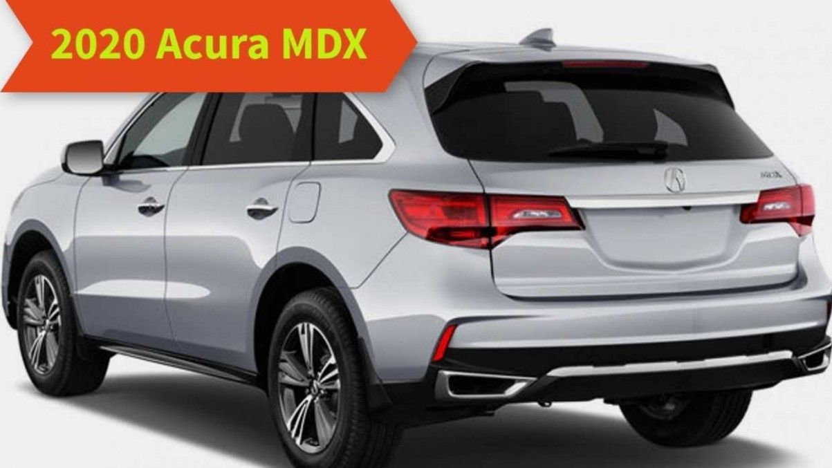 The Ten Secrets You Will Never Know About 2020 Acura Mdx Dengan Gambar