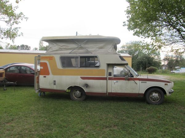 1978 rv toyota chinook motor home $1400 vintage trailers truck1978 rv toyota chinook motor home $1400