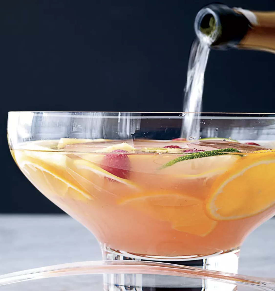 17 Thanksgiving Punch Recipes For A Crowd