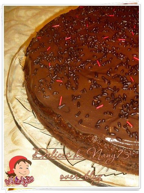 كيك البنجر الباربا و حبيبات الشكولاتة شهيوات ناني Desserts Cake Beet Cake