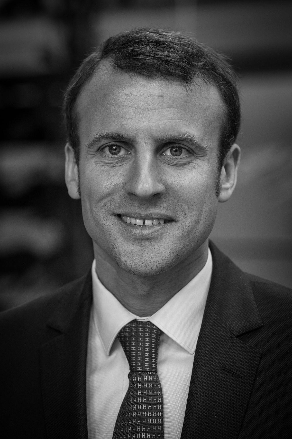 Emmanuel Macron Wikipedia Fotos Youtube E Personalidade