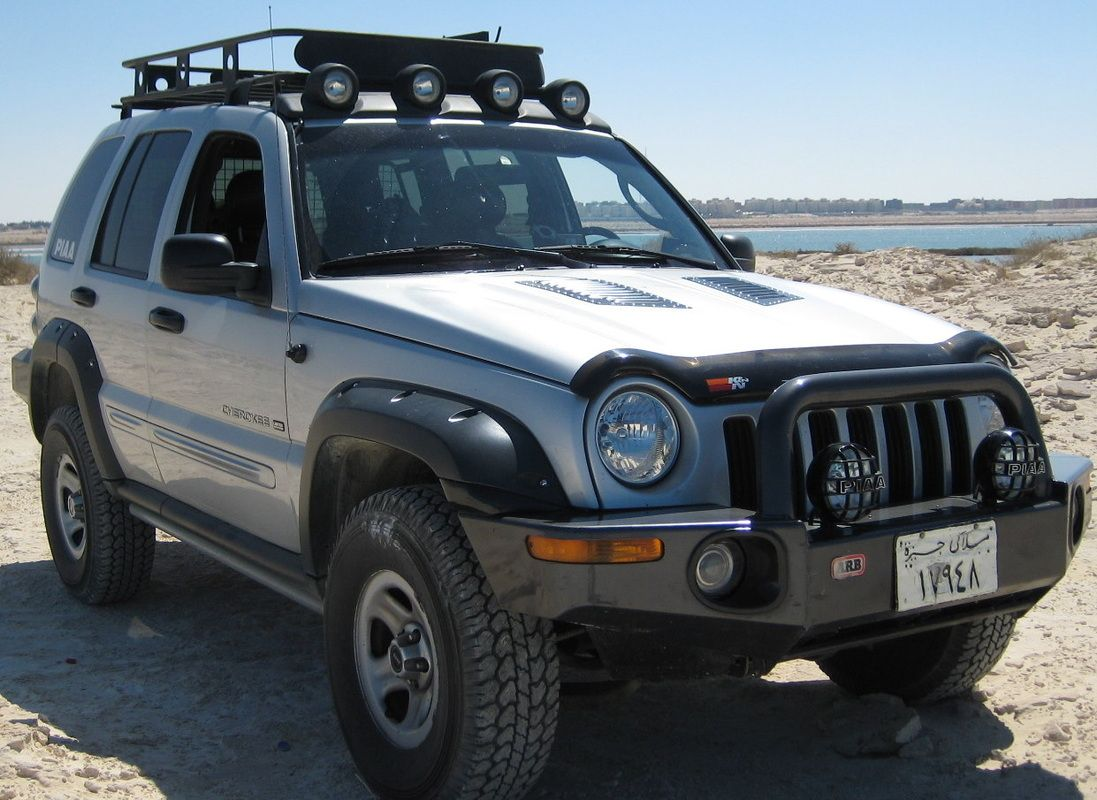 The Jeep Liberty Is Growing In Popularity As A Fun And Agile Off