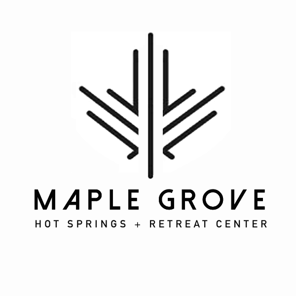 A Riverfront Hot Spring Retreat Center 2hrs From Salt Lake City Utah 45 Acre Off Grid Basecamp Yurts Canvas C In 2021 Hot Springs Maple Grove Mineral Hot Springs
